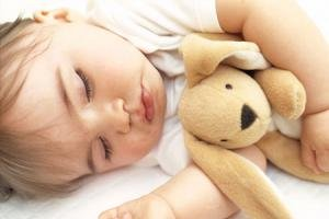 Если малыш плохо спит