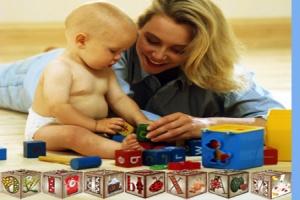 Играем с детьми от 3 до 5 лет