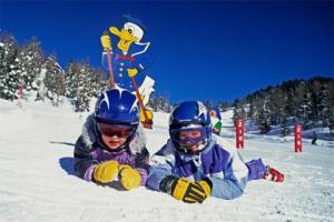 Детские виды зимнего спорта