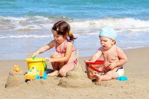 Готовим ребенка к поездке на море