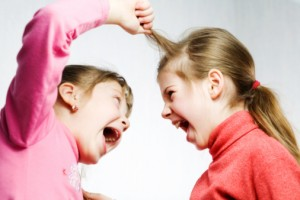 Как победить детскую ревность