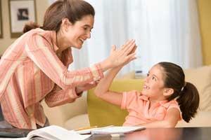 Как правильно хвалить ребёнка?