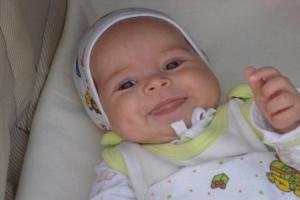 На одну детскую улыбку больше