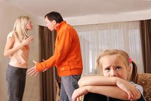 Влияние разводов на наших детей