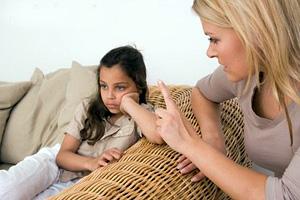 Гуманные наказания для ребенка