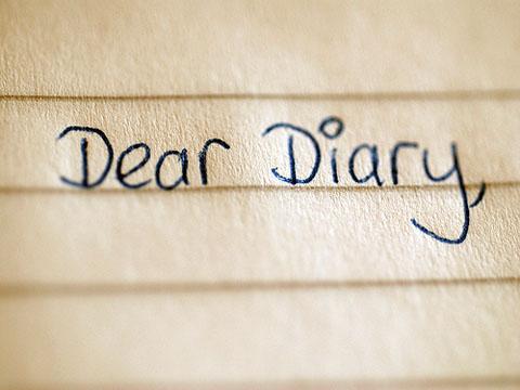 Ведение личного дневника