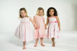 История детской моды. Во что одеть?