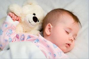 Почему у ребенка беспокойный сон?