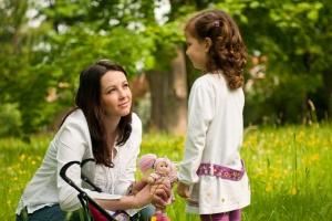 Как же стать другом своему ребёнку?