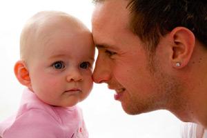 Участие папы в воспитании детей
