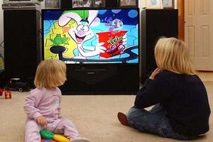 Влияние мультфильмов на ребенка