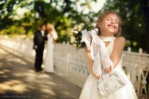 Детский досуг, играем в свадьбу!