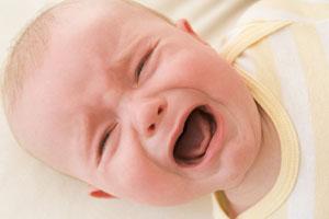 Что делать, если малыш кричит?