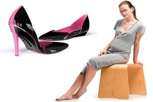Как выбрать обувь для будущей мамы