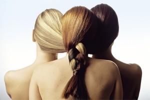 Измените цвет волос в новом году