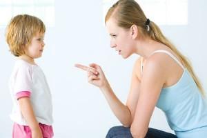 Детское воспитание без наказания