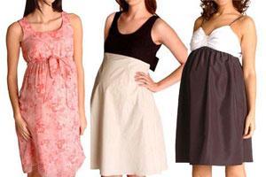 Какую юбку одеть после родов?