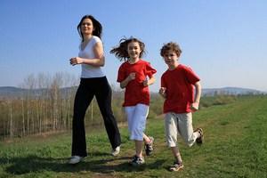 Как приучить ребенка к спорту?