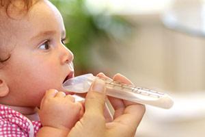 Кормление больного ребенка