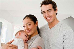 Семейные отношения после рождения ребенка