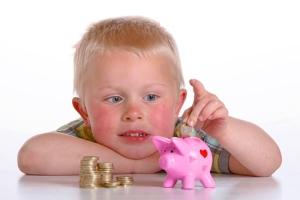 Воспитание детей деньгами