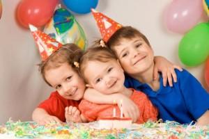 День рождения - праздник детства