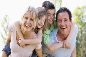 Как отчиму сблизиться с новой семьей