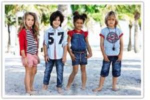 Время и такая разная детская мода