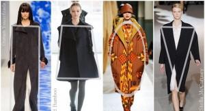 Топ – самые модные женские пальто этого ода!