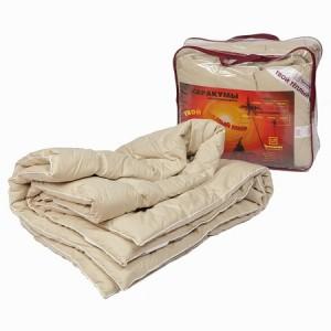 Одеяло из настоящей верблюжьей шерсти