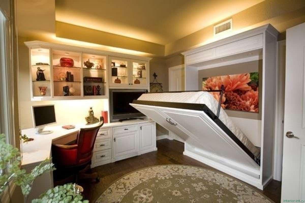 Интерьер для маленьких квартир фото