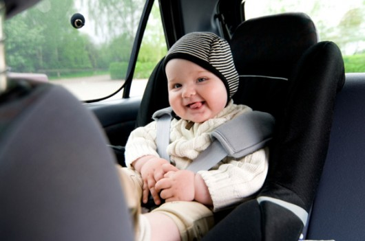 Автокресло для безопасности младенца