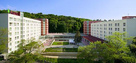 Особенности пребывания в санатории «Крепость» (г. Кисловодск)