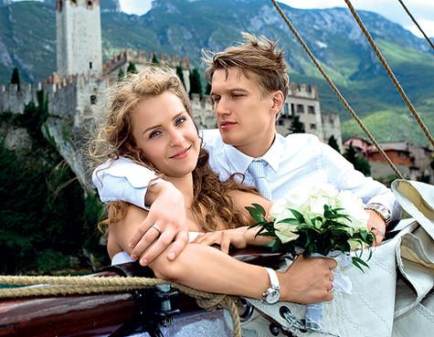 Отметить свадьбу в Италии на побережье