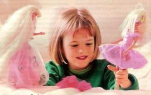 Важность игрушек в воспитании девочки
