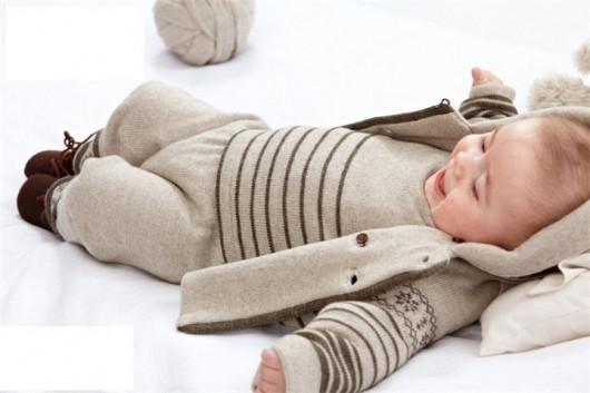 Одежда для новорожденных – забота родителей