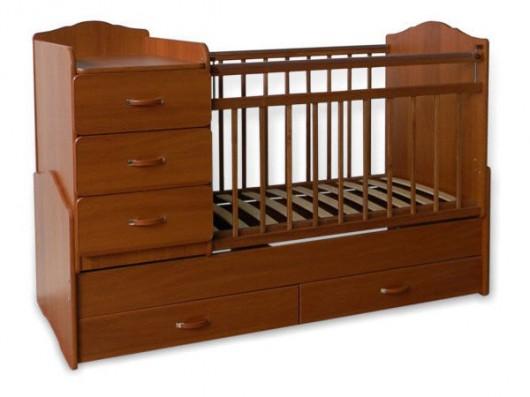 Какой должна быть кроватка для новорожденных?