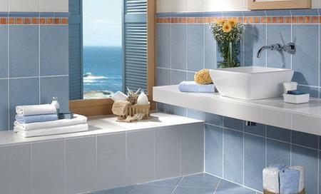 Как сделать выбор плитки для ванной?