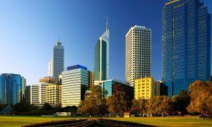 Главный город Западной Австралии: Перт