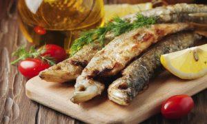 Рыбные блюда на праздничном столе от Евгения Клопотенко