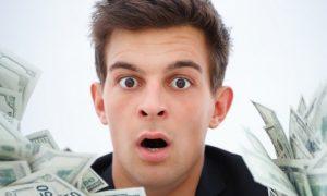 Сколько зарабатывают мужчины в России